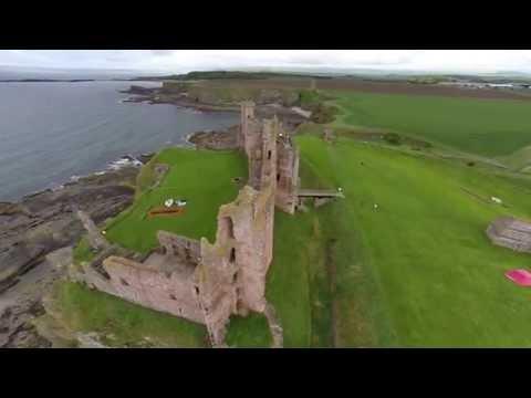 Tantallon Castle V1