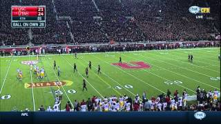 2014 Utah vs. USC - Final Eight Seconds and Celebration