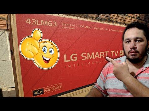 "unboxing---smart-tv-led-43""-lg-43lm6300psb-full-hd-wi-fi-inteligência-artificial"