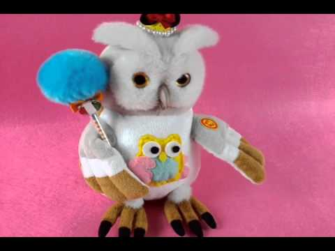 Singing and dancing musical toy THE WISE OWL (O 075)