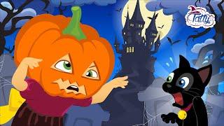 Invitación Misteriosa para la Fiesta de Halloween