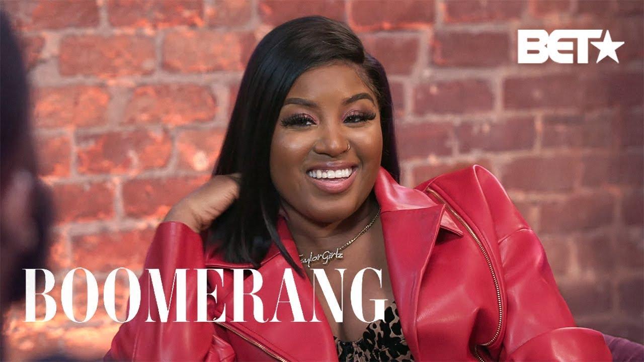 Justin Combs, Reginae Carter, The Taylor Girlz & King Keraun Play Finish This Sentence! | Boomerang