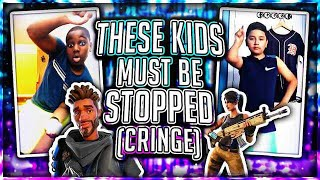 These Fortnite Kids Must Be Stopped (BOOGIEDOWN DANCE CONTEST)