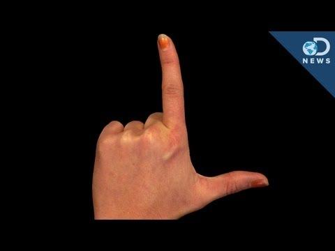 Left-handedness que significa