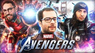 ON INCARNE LES AVENGERS ! 🤩 - Marvel's Avengers