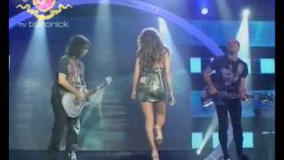 Despina Vandi - Gi ki i selini (Live @ Greek Idol)