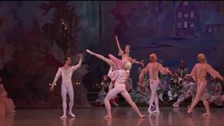 Renata Shakirova and David Zaleyev: Nutcracker Grand Pas de Deux
