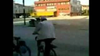 KoNYalı Çılgın Dedee:) Bisiklet Kazası