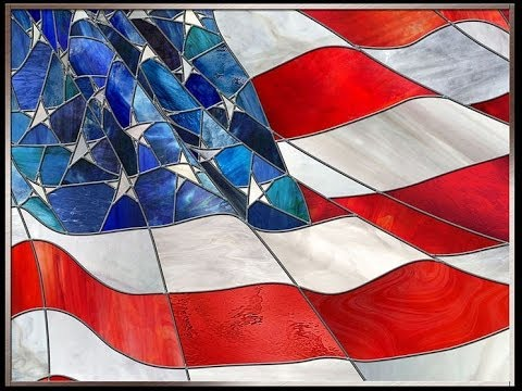 Everly Brothers~ Honor Our Fallen Heroes~ Glass Stained Morning ~