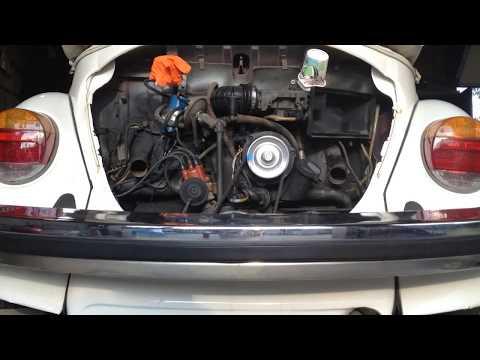 1978 VW Super Beetle Rough Idle (Fuel Injection)
