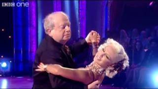 John Sergeant and Kristina Rihanoff - Strictly Come Dancing 2008 Round 3 - BBC One
