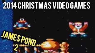 Christmas Video Games 2014 - #7 James Pond 2