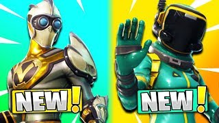 NEW SKINS IN FORTNITE! *LEAKED* Hazard Agent, Venturion, & MORE! (Fortnite Battle Royale Skins)