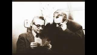Richard Huelsenbeck & Hans Richter - ready-tape (1957)