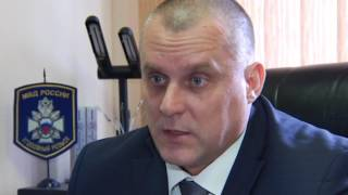 Начальник управления уголовного розыска Калининграда Сергей Порывакин рассказал о поджогах машин