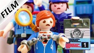 Familie Vogel: JULIAN EIN GESUCHTER VERBRECHER! DER KÄSE-WURST BÖSEWICHT! Playmobil Film Deutsch