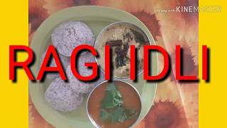 Ragi Idli#Healthy South Indian Breakfast#Nutritious food #How to include Ragi in diet