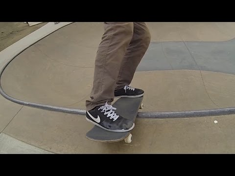 HOW TO ROCK TO FAKIE THE EASIEST WAY TUTORIAL!