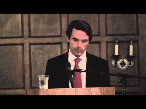 Former Spanish President Jose Aznar on Religious Freedom in American Foreign Policy