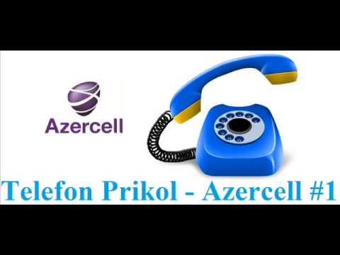 Azəri Telefon Prikol   Azercell #1