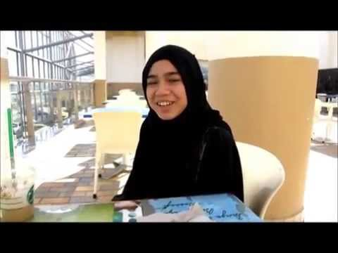 Starbucks,Speaking Malay/Italian -Cape Malay in Saudi Part 2