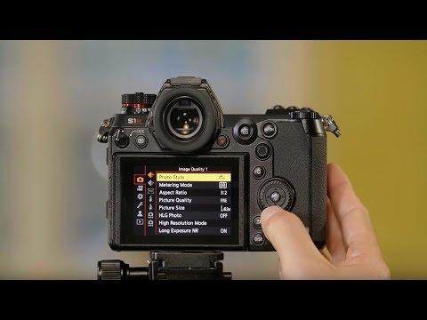 Panasonic LUMIX S Series Camera Tutorial: Photo Style
