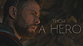 (Marvel) Thor | A Hero
