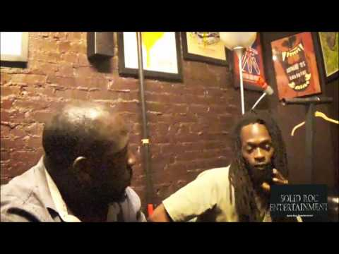 """Jesse Royal """"Lilly of da valley"""" Solid Roc Entertainment Interview"""