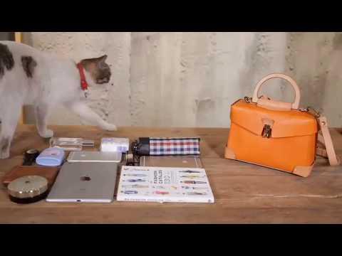 Handmade Wooden Leather Box Handbags Purses