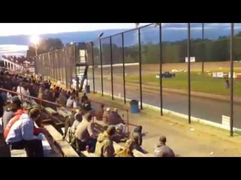 Brewerton Speedway Spectator race final     6/2/17