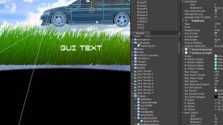 #36 Unity 3D-Tutorial - WheelCollider richtig einstellen
