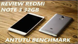Review Redmi Note 3 32GB Indonesia