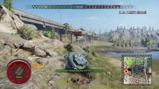 Being a pesty amx elc bis tank on , world of tanks. Ps4