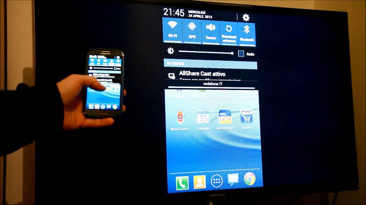 Samsung Allshare -