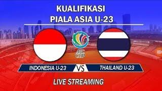 Live Indonesia U23 Vs Thailand Afc Cup 2020