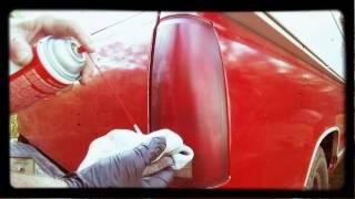 Headlight and Tail Light Restoration Easy DIY