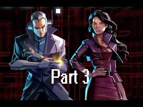 Invisible Inc - Custom Game Part 3 Day 2 K&O Vault (Sharp & Prism)