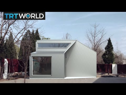 Money Talks: Demand for prefabricated homes is rising in Beijing