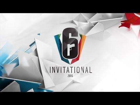 【タイムシフト】レインボーシックス Six Invitational 2019 Day4 野良連合が初の決勝ステージ!どこまで進めるか?