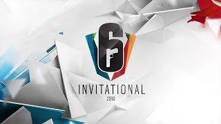レインボーシックス Six Invitational 2019 Day4 野良連合が初の決勝ステージ!どこまで進めるか?