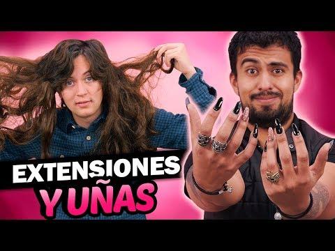 Extensiones y uñas