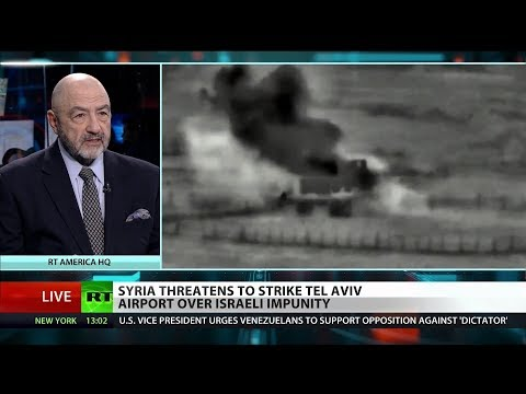 Israel provokes Syria and Lebanon – former Pentagon official