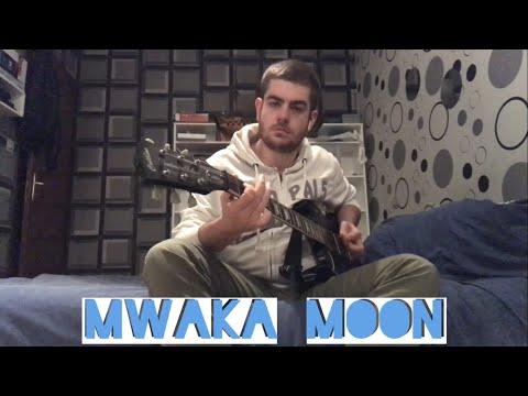 Kalash ft. Damso - Mwaka Moon (Florentin guitar cover)