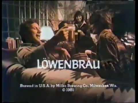 Lowenbrau Beer 1981 Commercial
