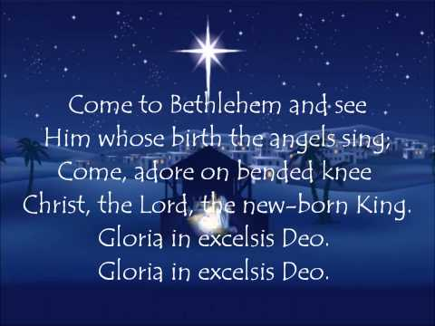 Christmas Angels Medley - Lyrics - Wayne Watson.wmv