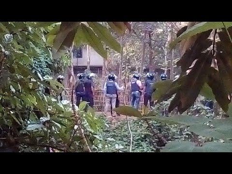 'Militants' killed in Sitakund, Chittagong সীতাকুণ্ডে বাড়ি ঘিরে অভিযানে জঙ্গি নিহত