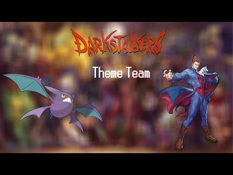 Dark Stalkers Theme Team (Halloween Special)