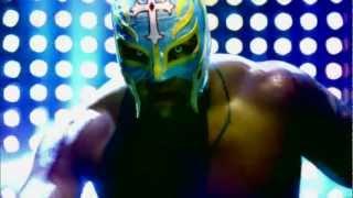 Rey Mysterio entrance video