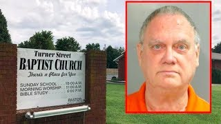 Arkansas Pastor Arrested For Trying To Entice & Meet Teen Boy's Online.