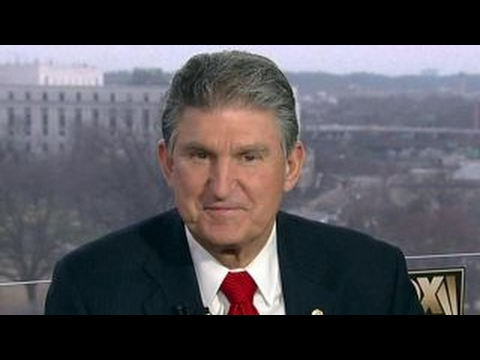Sen. Joe Manchin: My state can't succeed unless this president succeeds